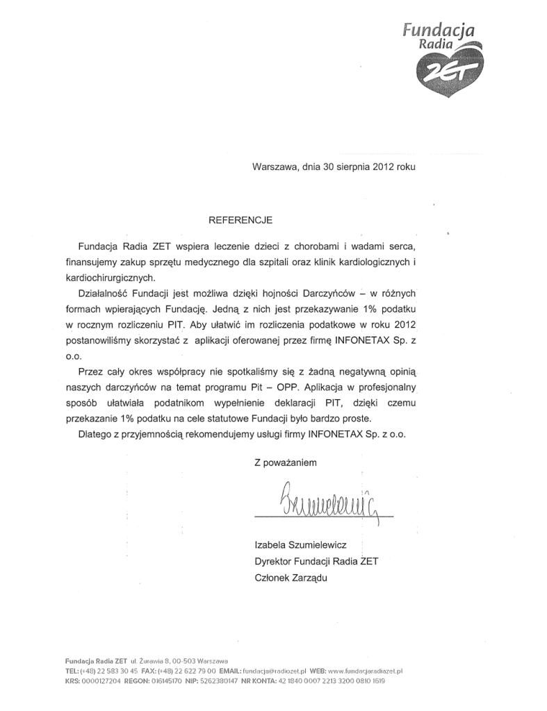 Fundacja Radia Zet